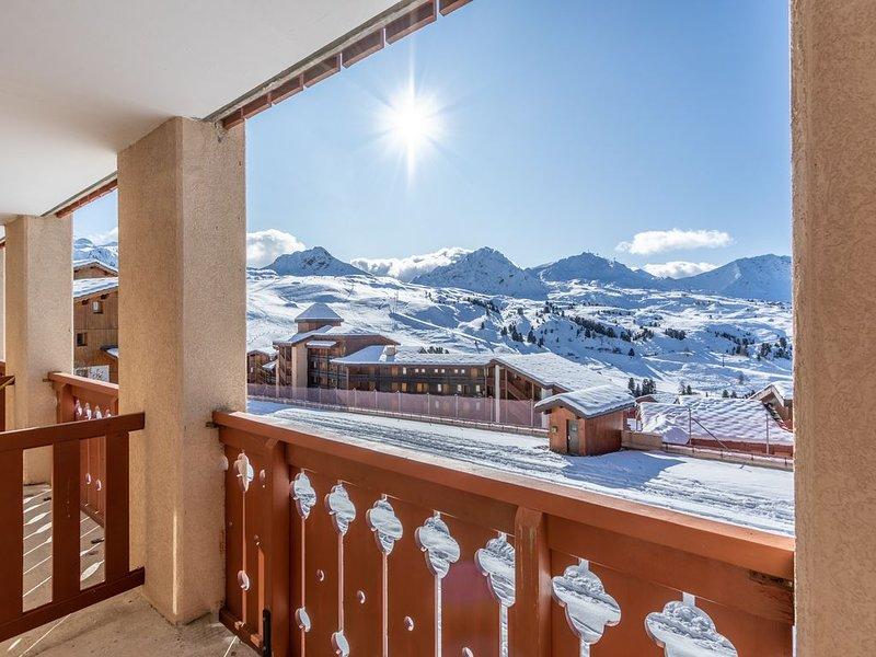 Vacances à Belle Plagne - Savoie, holiday rental in Belle Plagne