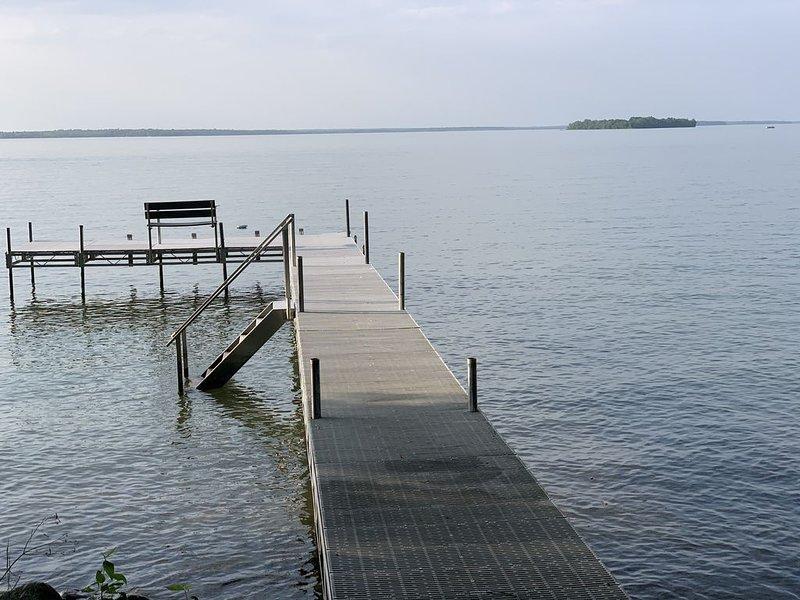 Leech Lake Pine Point Home, location de vacances à Federal Dam