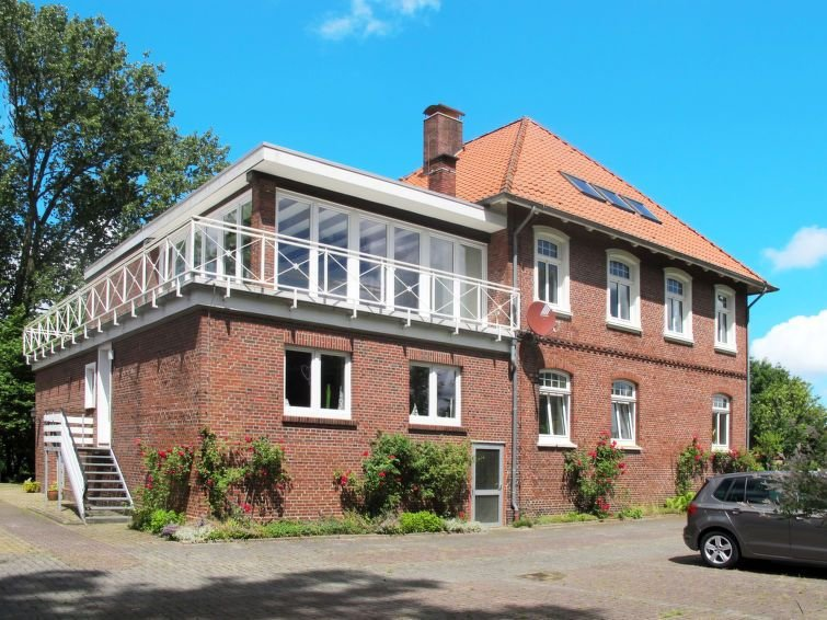Ferienwohnung Villa Butterburg (DSL200) in Dornumersiel - 4 Personen, 2 Schlafzi, holiday rental in Dornum