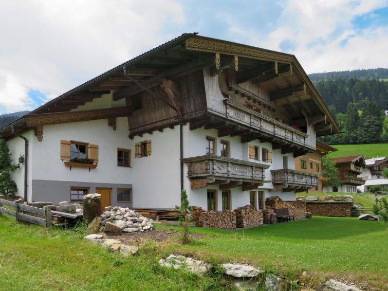 Apartment Landhaus Haas  in Aschau im Zillertal, Zillertal - 4 persons, 1 bedro, alquiler de vacaciones en Stumm