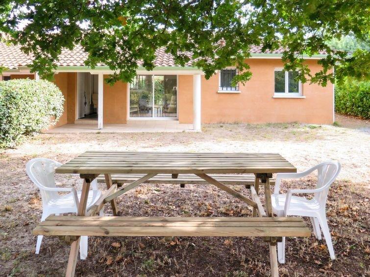 Ferienhaus La Lette I (CON170) in Contis Plage - 6 Personen, 3 Schlafzimmer, holiday rental in Saint-Julien-en-Born