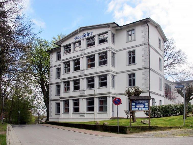Apartment Fewoanlage Seeadler  in Zinnowitz, Usedom - 4 persons, 1 bedroom, casa vacanza a Zinnowitz