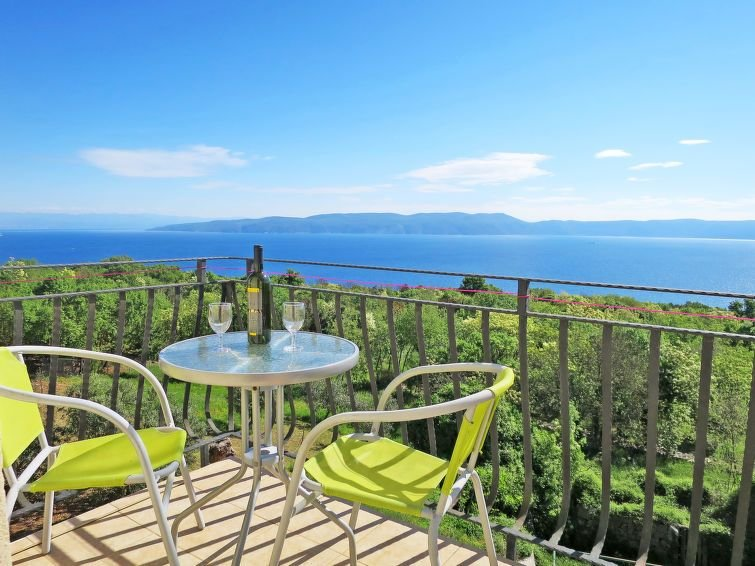 Apartment Haus Marinella  in Labin, Istria - 5 persons, 2 bedrooms, holiday rental in Ravni