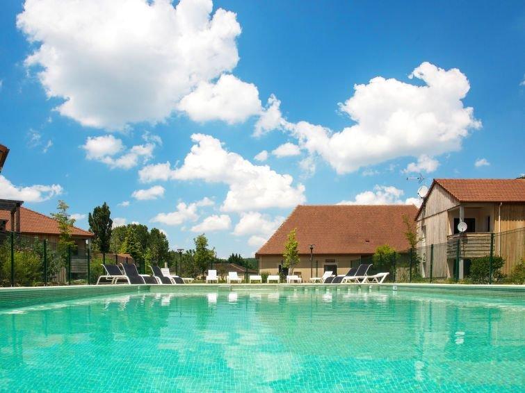 Ferienwohnung Les Clos du Rocher (YZE100) in Les Eyzies de Tayac - 4 Personen, 1, vacation rental in Les Eyzies-de-Tayac-Sireuil