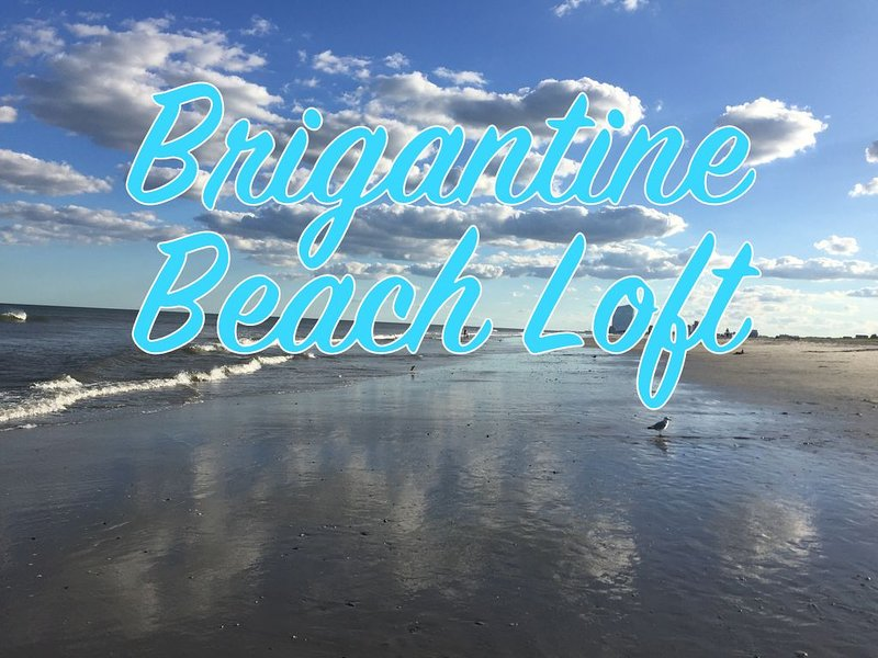 Fall in Love with Brigantine Beach �‍♀️, nearby to the Atlantic City Boardwalk, vacation rental in Brigantine