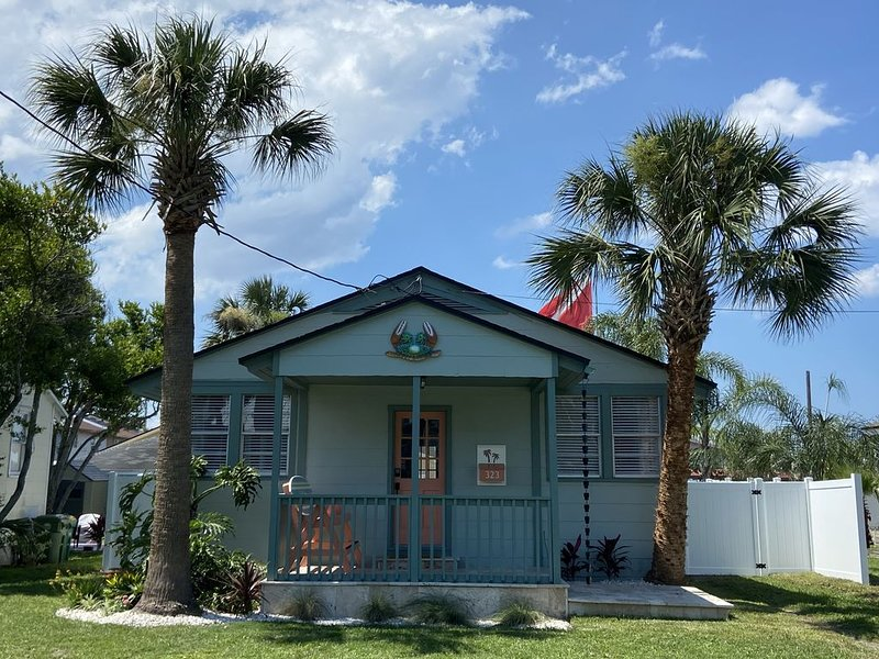 Hang With the Locals at the SURF PARK House, alquiler vacacional en Jacksonville Beach