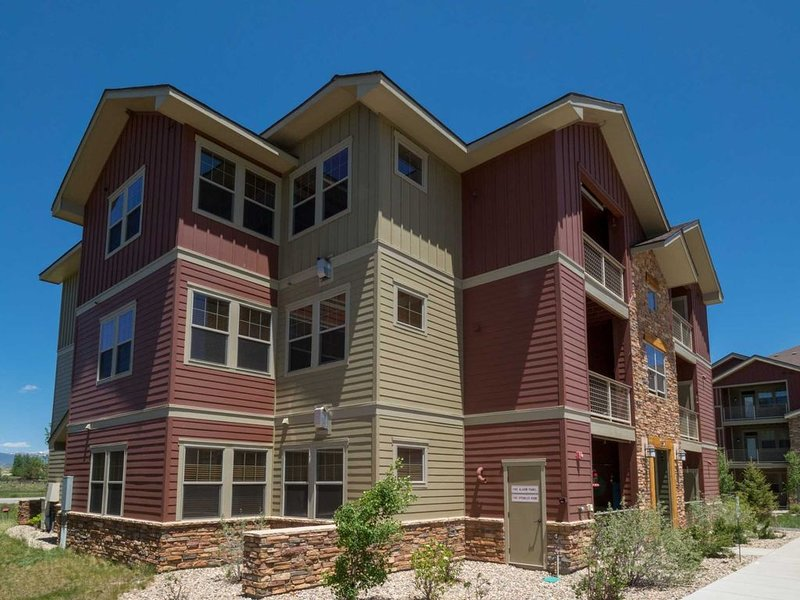 Aspen Meadows G-201, 2/2 - Sleeps 6, holiday rental in Parshall