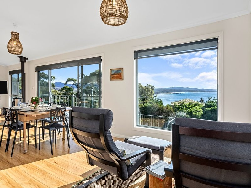 GRANITE BEACH HOUSE * Binalong Bay of Fires, casa vacanza a Ansons Bay