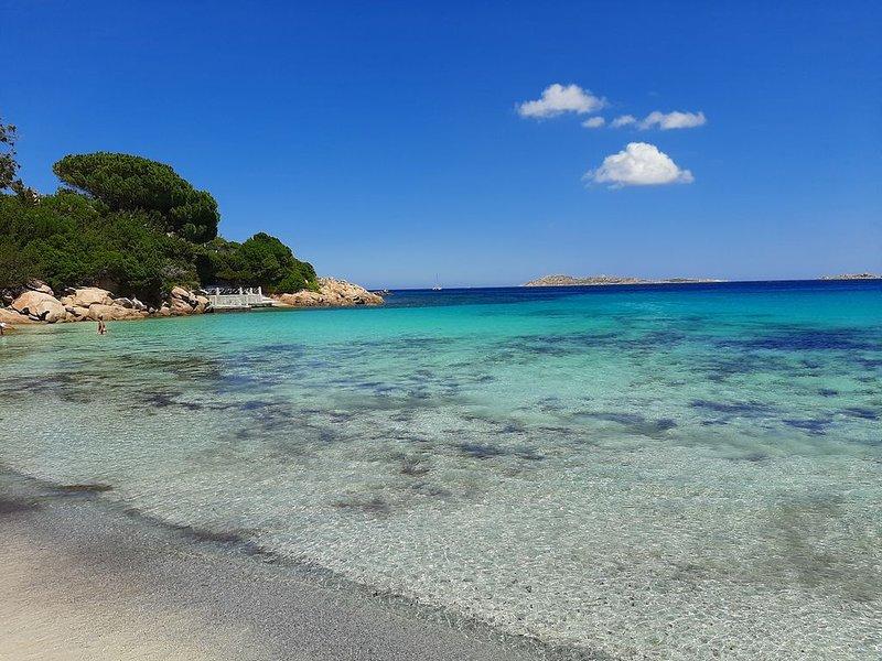 Casetta Blue Bilocale Porto Rotondo, casa vacanza a Rudalza
