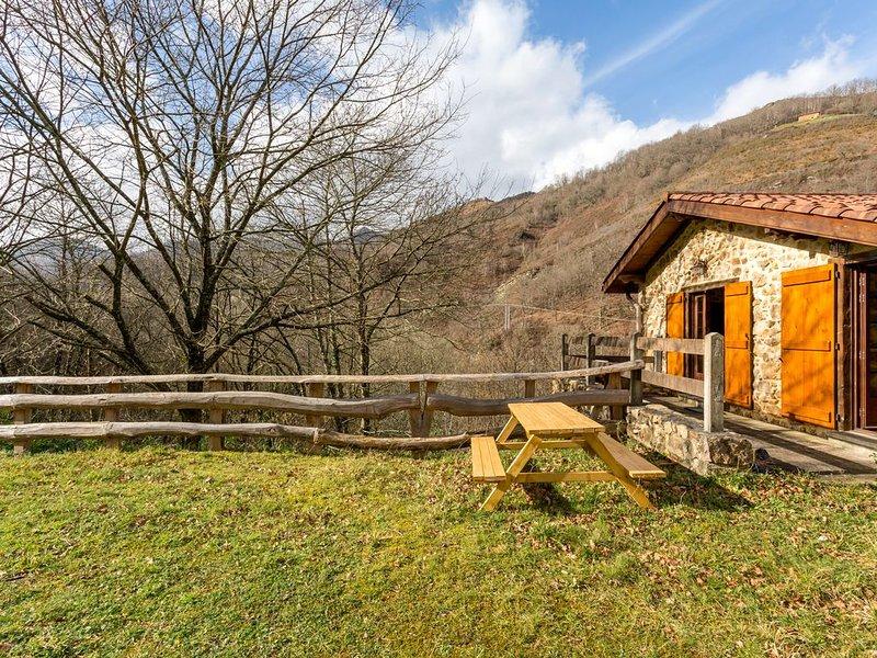 Authentique Bergerie avec le confort moderne, location de vacances à Bizkarreta-Gerendiain