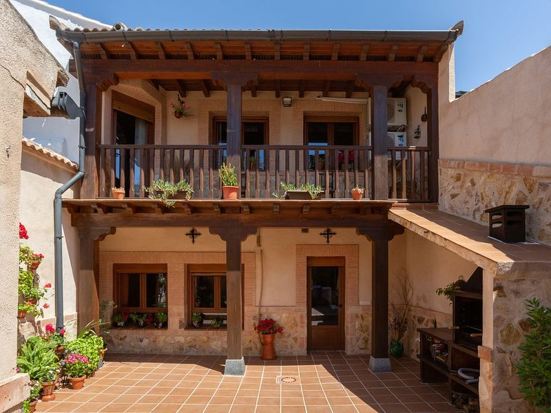 Casa rural Almenas del Cid, Ferienwohnung in Los Yebenes