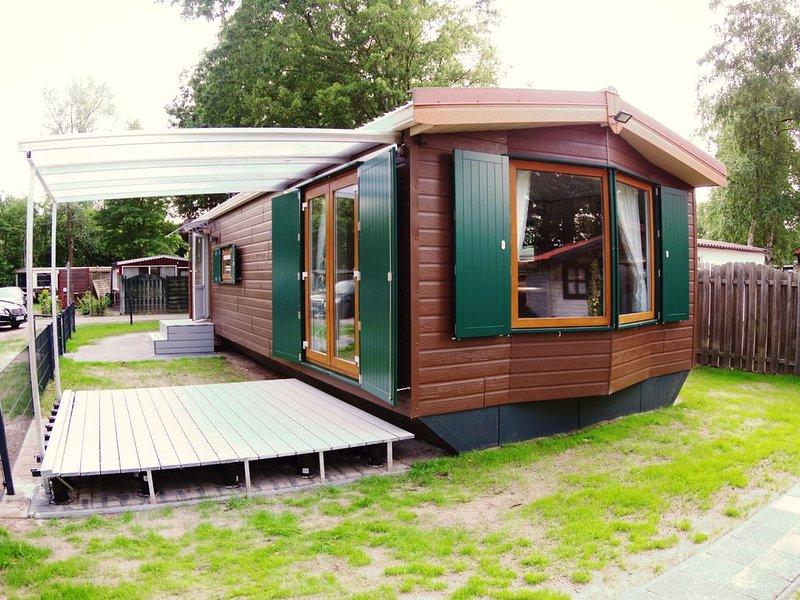 Chalet im Seepark Eiken, holiday rental in Dorpen