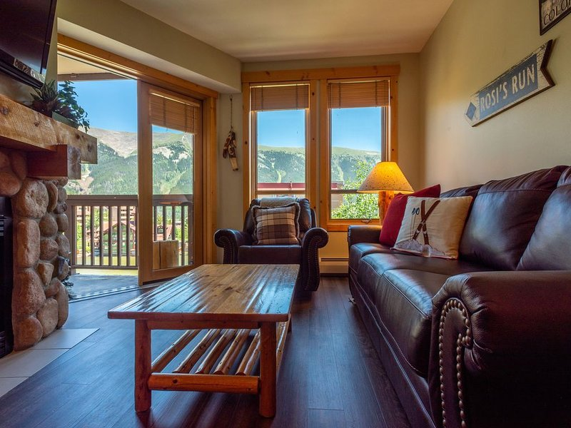 Center Village One Bedroom, Free Wifi, Free Underground Parking, One Minute W, alquiler vacacional en Copper Mountain