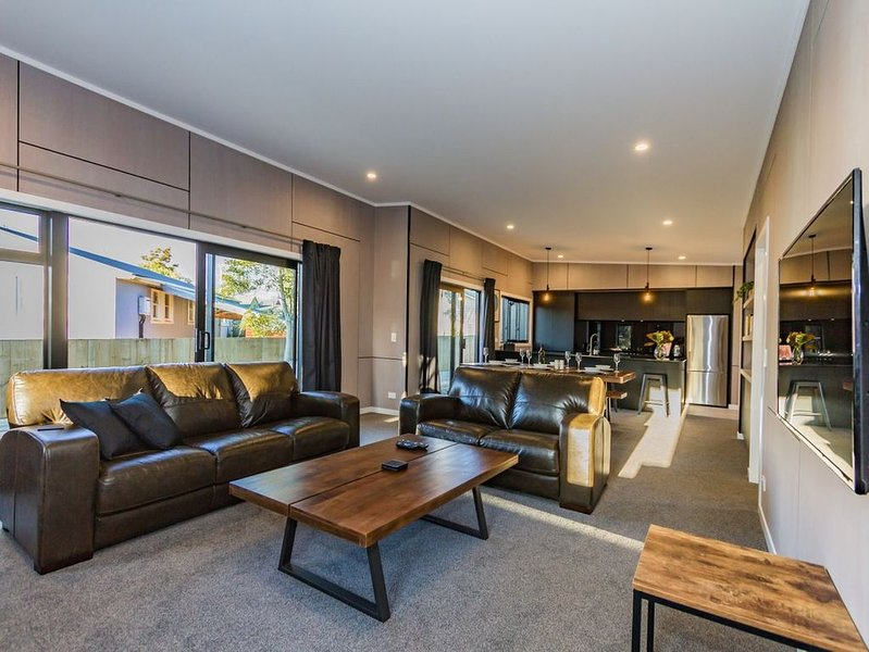 Ohakune Snowhaus - Ohakune Holiday Home, holiday rental in National Park Village