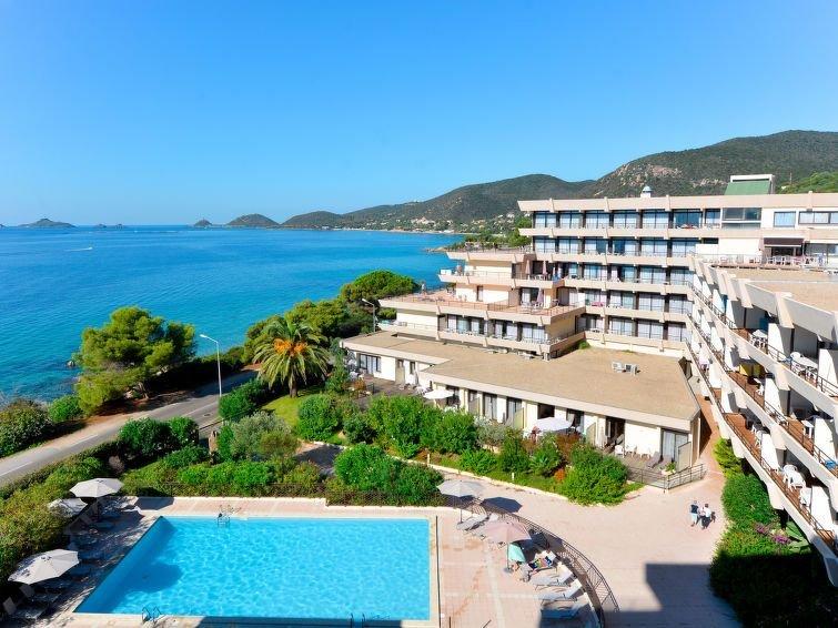 Ferienwohnung Les Calanques (AJC100) in Ajaccio - 2 Personen, 1 Schlafzimmer, holiday rental in Villanova