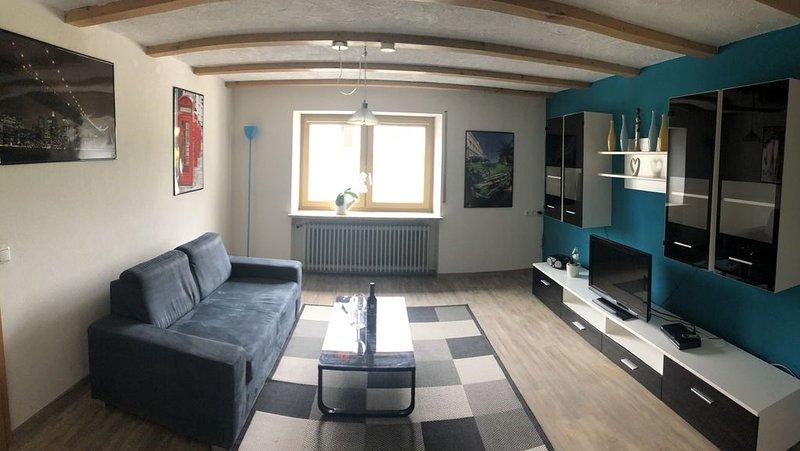 Gemütliche Ferienwohnung am Lech für 4 Personen, vacation rental in Landsberg am Lech