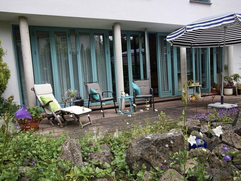 Altstadtnah - Große Terrasse, holiday rental in Bad Munder am Deister