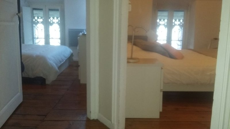 Appt T3 en duplex Ax les Thermes centre, vacation rental in Ascou