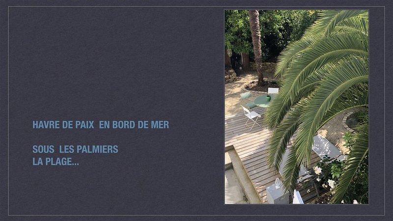 Nouveauté#Maison de charme#plage et thalasso au bout de la rue, holiday rental in Treboul
