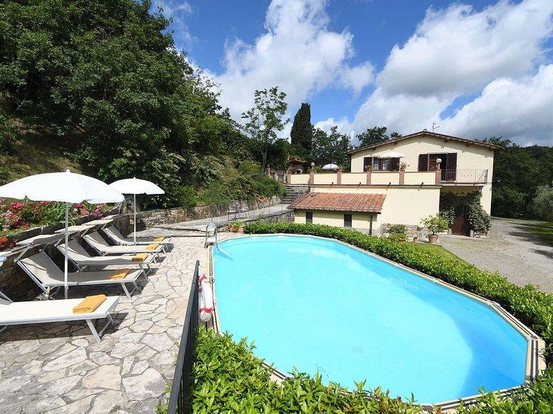 Il Boschetto, Radda in Chianti, Siena and Chianti, holiday rental in Radda in Chianti