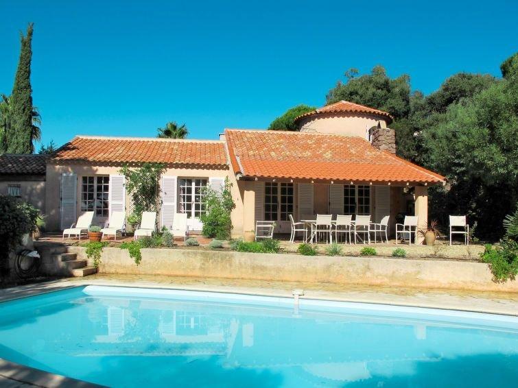 Ferienhaus Cascabelle (MAX185) in Sainte Maxime - 8 Personen, 4 Schlafzimmer, location de vacances à Sainte-Maxime