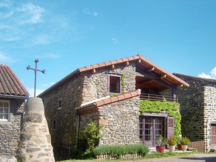 Ferienhaus Varenne (ABL100) in Blassac - 6 Personen, 2 Schlafzimmer, location de vacances à Couteuges
