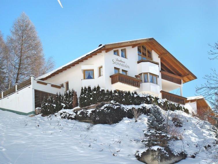 Ferienwohnung Sonnrain (PTZ441) in Prutz/Kaunertal - 4 Personen, 2 Schlafzimmer, alquiler de vacaciones en Feichten