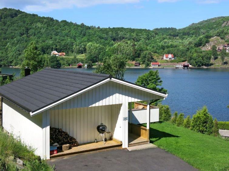 Ferienhaus Espeøya (SOW045) in Spangereid - 6 Personen, 3 Schlafzimmer, location de vacances à Mandal Municipality
