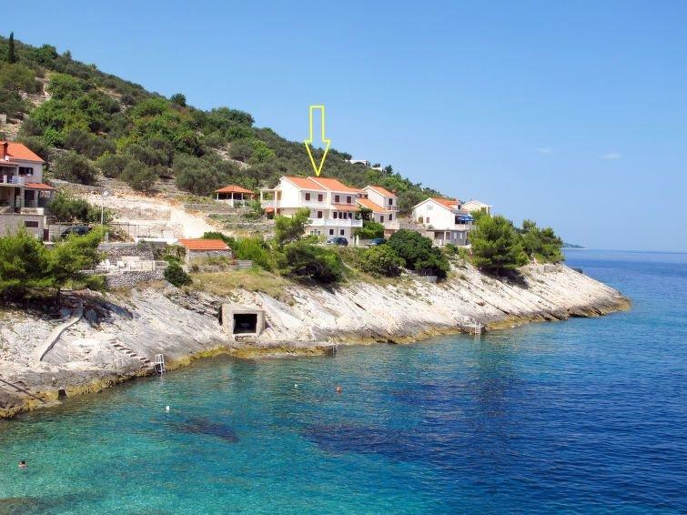Ferienwohnung Borovina (KOR205) in Korčula/Korčula - 4 Personen, 2 Schlafzimmer, holiday rental in Prigradica