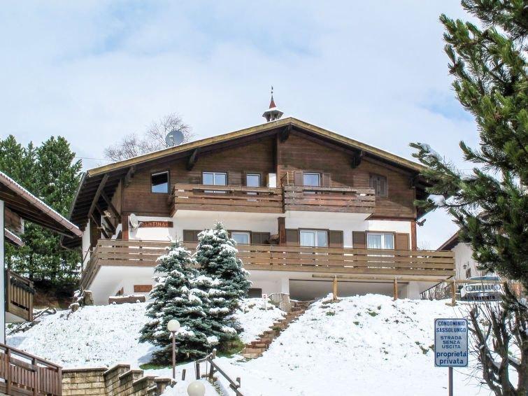 Ferienwohnung Mantina (ENA440) in Moena - 5 Personen, 2 Schlafzimmer, vacation rental in Bellamonte