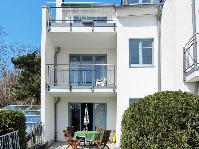 Ferienwohnung Bellevue (ZTZ202) in Zinnowitz - 4 Personen, 1 Schlafzimmer, casa vacanza a Zinnowitz