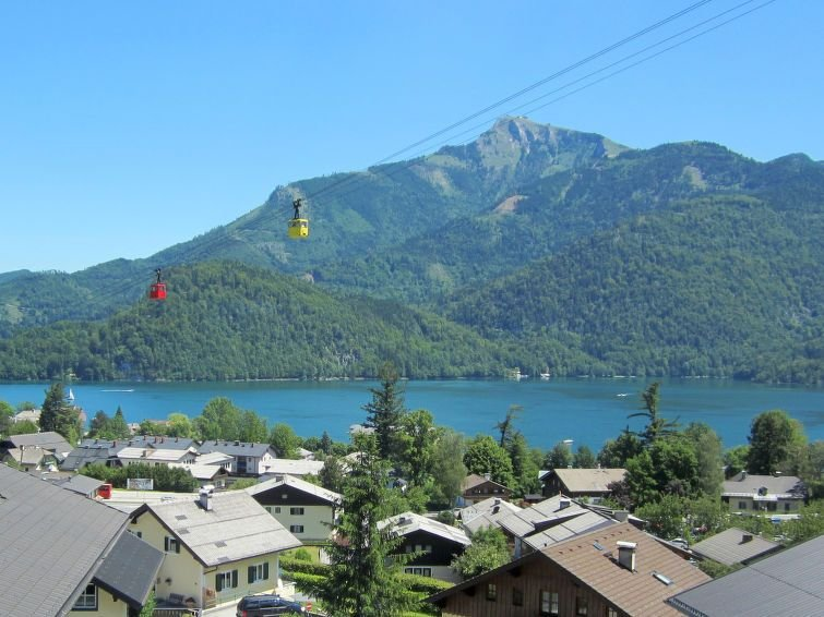 Ferienwohnung Wolfgangsee Blick (SGW100) in Sankt Gilgen am Wolfgangsee - 2 Pers, holiday rental in Oberhofen am Irrsee