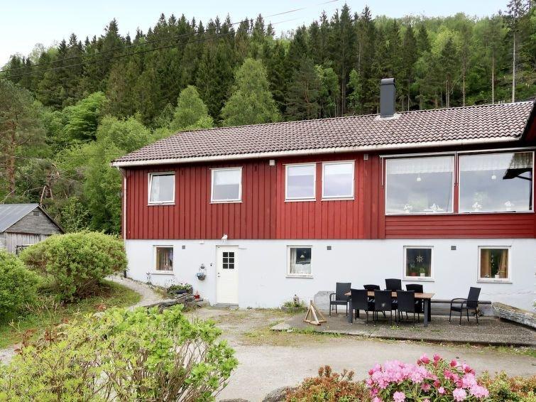 Ferienwohnung Mjellhaugen (FJS221) in Vevring - 7 Personen, 4 Schlafzimmer, location de vacances à Fjaler Municipality