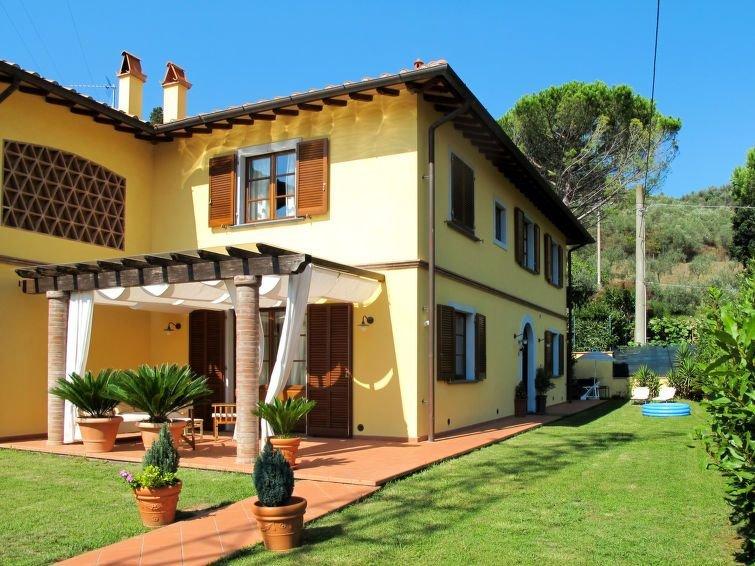 Ferienhaus La Rondine (SGT120) in San Giuliano Terme - 7 Personen, 3 Schlafzimme, alquiler vacacional en Vecchiano