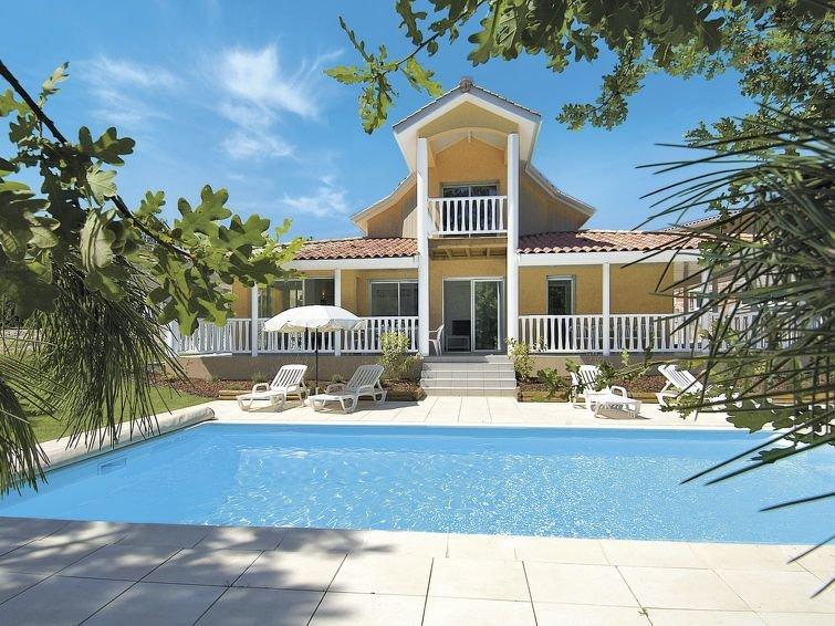 Vacation home Eden Parc Golf  in Lacanau, Aquitaine - 6 persons, 3 bedrooms, alquiler vacacional en Lacanau-Océan