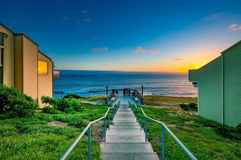 20% OFF JULY  - Beautiful Sea Bluff Escape, Beachfront, Ocean Views, Pool, holiday rental in Encinitas