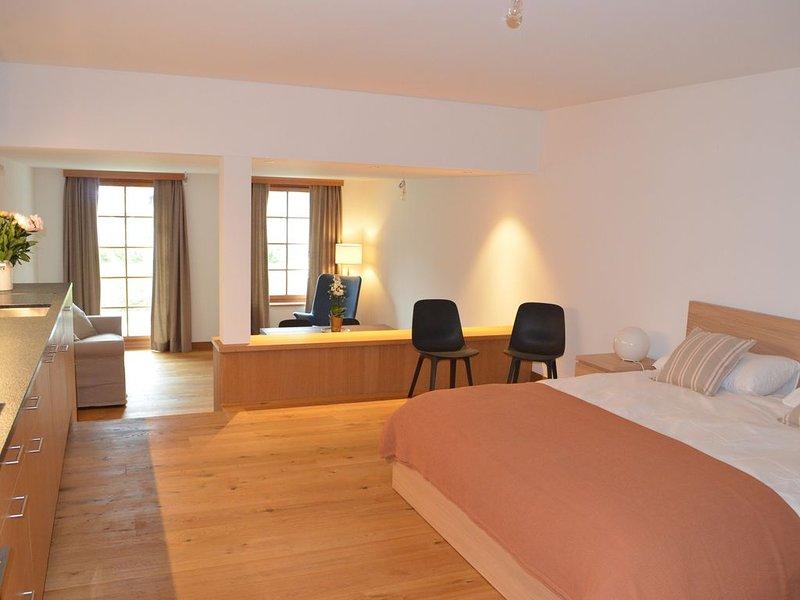 St-Moritz (CH) - Luxury & modern studio (46), holiday rental in Silvaplana