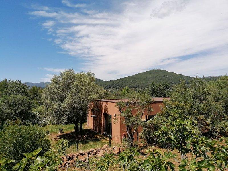Villa indépendante au calme à 20 minutes de Hyères., holiday rental in Sollies-Pont
