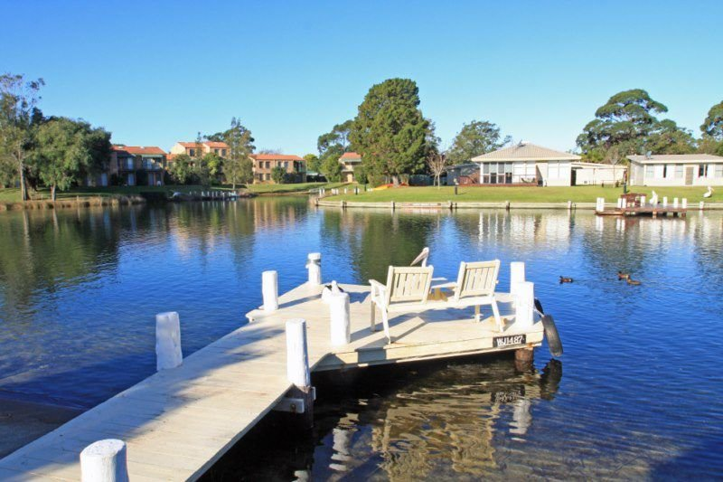 Fisherman's Delight Waterfront, holiday rental in Sussex Inlet