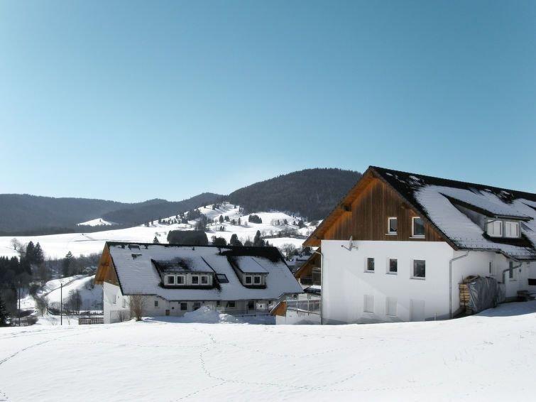 Ferienwohnung Schwarzwaldblick (BEU352) in Bernau - 6 Personen, 2 Schlafzimmer, location de vacances à Menzenschwand
