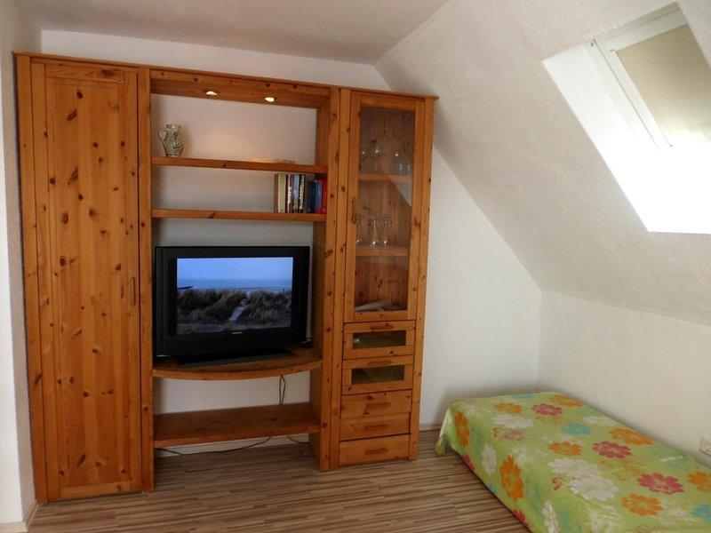 Ferienwohnung Hinte für 1 - 5 Personen mit 2 Schlafzimmern - Ferienwohnung, aluguéis de temporada em Uttum