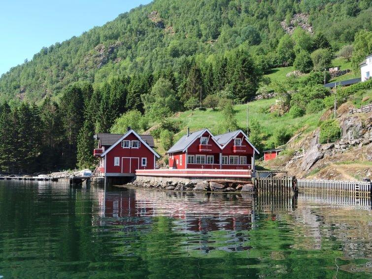 Ferienhaus Krokeggi (FJS612) in Arnafjord - 7 Personen, 3 Schlafzimmer, holiday rental in Nese