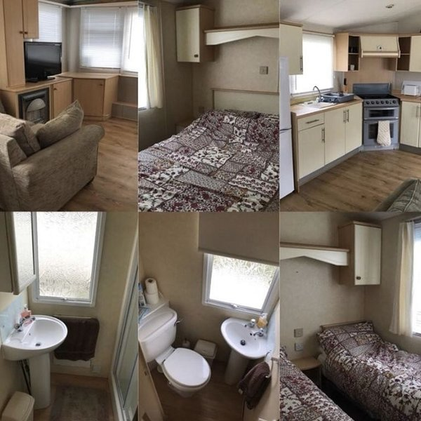 3 bed caravan, sleeps up to 8, vacation rental in Walton-on-the-Naze