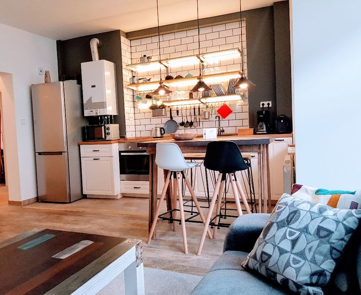 City Apartment Hannover, zentral und Messe-nah, holiday rental in Wunstorf