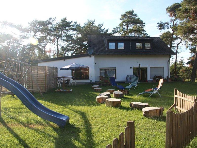 Ferienwohnung'Eselstube'! Urlaub auf dem Bauernhof in der Eifel, location de vacances à Schleiden
