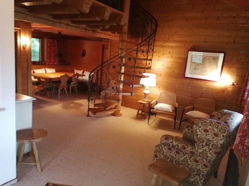 Bestausgestattetes Haus mit Panoramablick, vacation rental in Reit im Winkl