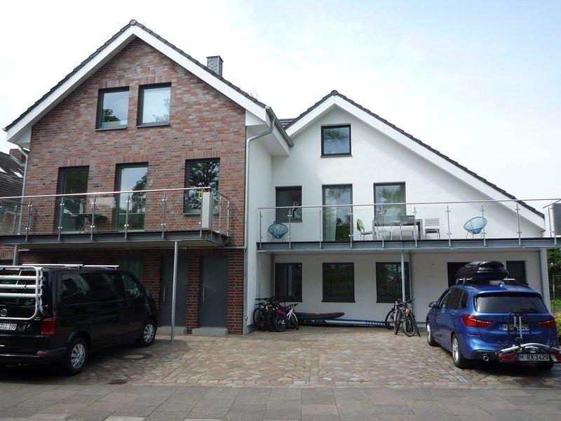 Ferienwohnung/App. für 8 Gäste mit 120m² in Eckernförde (1172), holiday rental in Eckernforde