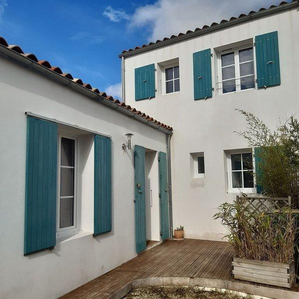 Maison de  vacance à saint Denis d' Oléron  proche des plages et des commerces, casa vacanza a Saint-Denis d'Oleron