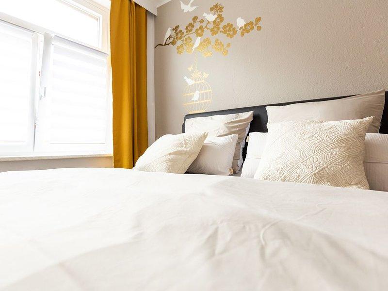 Gemütliche 75qm Wohnung mit 2 Schlafzimmern, vacation rental in Erfurt