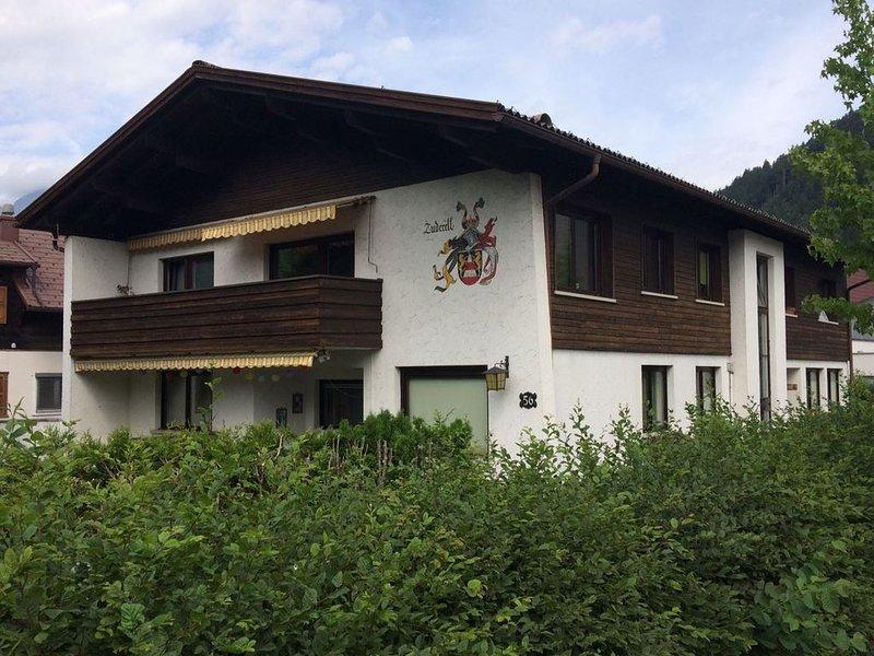 Ferienwohnung Zuderell, holiday rental in Bartholomaeberg